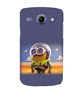 printtech Minion Lightear Back Case Cover for Samsung Galaxy J7 / Samsung Galaxy J7 J700F (2015 EDITION)