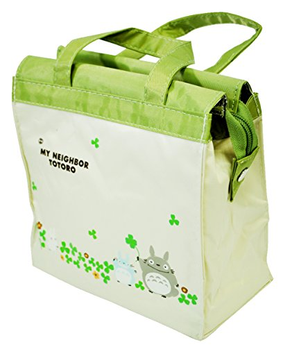 Skater My Neighbor Totoro Insulated Lunch Cooler Bag, Clover (UBC1) - 1