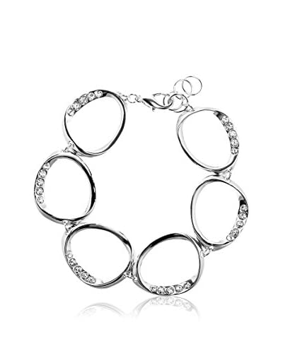 Passion Obscure Pulsera Demi Art Strass Ovals