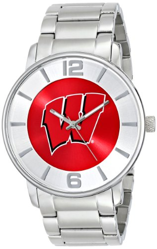 """Game Time Men'S Col-Ap-Wis """"All-Pro"""" Watch - Wisconsin"""