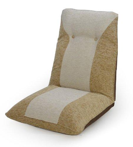 セルタン ハイバック座椅子 ケルンベージュ×アイボリー  SHBb-276BE/279IV