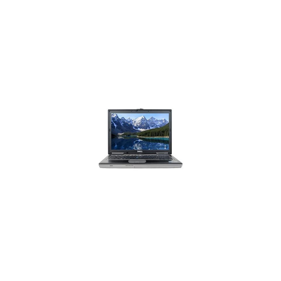 Dell Latitude D620 Core Duo T2400 1.83GHz 512MB 80GB CD RW 14.1 XP Professional w/6 Cell Battery