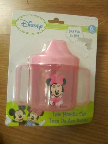 Disney Baby Mini Mouse Twin Handle Sippy Cup front-887520