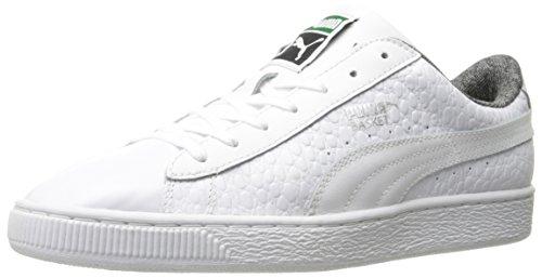 Puma Basket Classic Texture Moda Sneaker
