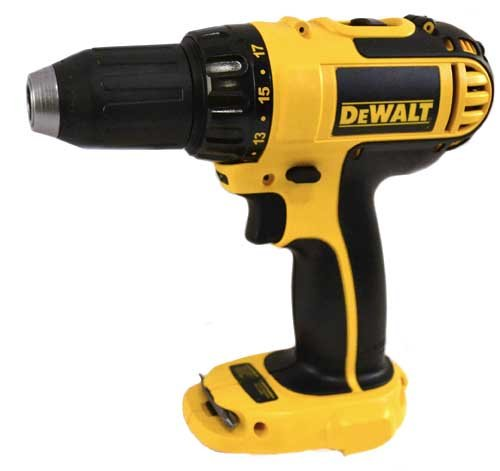 Dewalt DC730 14.4 Volt 1/2 inch Drill Driver (bare tool only)