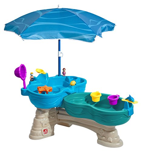 Our favourite water table!