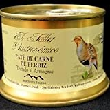 Partridge pate with Armagnac 130g