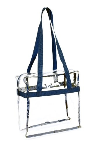 Clear-12-x-12-x-6-NFL-Stadium-Approved-Tote-Bag-with-35-Handles-Navy-Trim