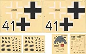 TOP FLITE Decals Giant FW-190 ARF TOPA1879