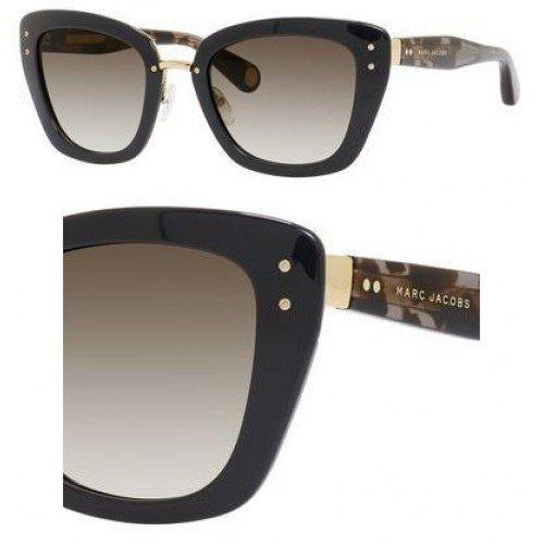 Marc JacobsMarc Jacobs MJ506/S Sunglasses-00NS Gold/Dark Gray (JS Gray Gradient Lens)-53mm