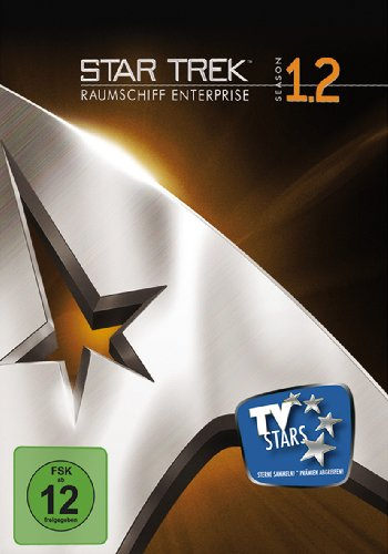Star Trek - Raumschiff Enterprise: Season 1.2, Remastered [4 DVDs]