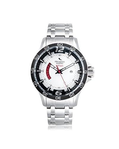 Strumento Marino Men's White SM116MB/SS/BN Watch
