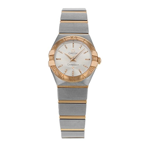 Omega Constellation Ladies Mini Watch 123.20.24.60.02.001 [Watch] Constellation (Omega Gold Ladies compare prices)