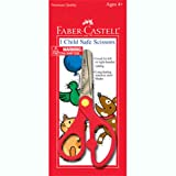Faber-Castell Childrens Safety Scissors