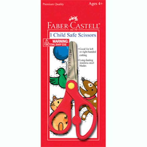 Faber-Castell Children'S Safety Scissors front-838873