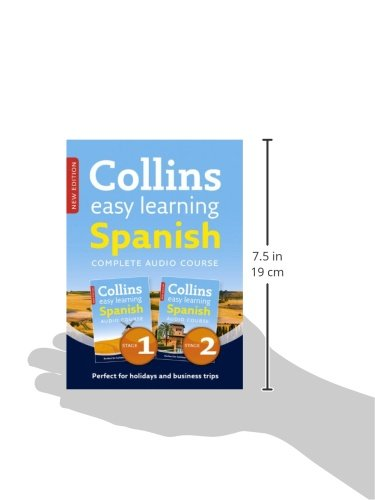 Collins Easy Learning Audio Course - Complete Spanish: Language Learning the easy way with Collins (Collins Easy Learning Audio Course)