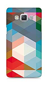 Amez designer printed 3d premium high quality back case cover for Samsung Galaxy A5 (Abstract 13)