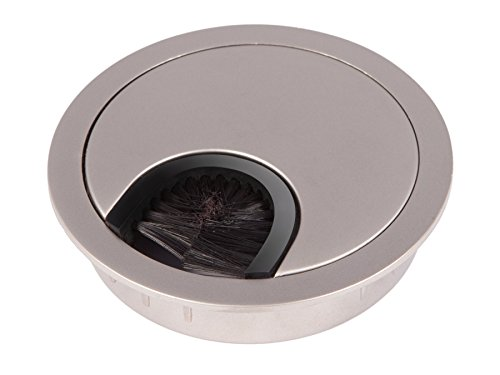 SO-TECH-Kabeldurchfhrung-Kabeldurchlass-aus-Metall-Edelstahl-matt-Optik
