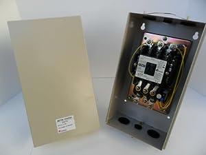 motor starter 20 or 25 or 30 hp 3ph 230v magnetic starter. Black Bedroom Furniture Sets. Home Design Ideas