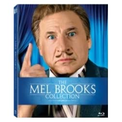 Mel Brooks Collection [Blu-ray]