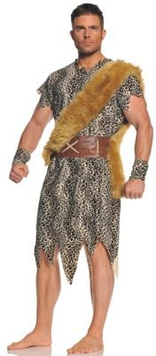 Cave Dweller Caveman Adult Costume
