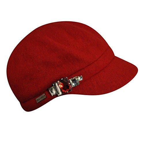 betmar-new-york-rhinestone-cap-red