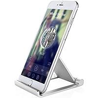 Jellas Multi-Angle Aluminum Phone Stand Foldable Kickstand Adjustable Desktop Holder