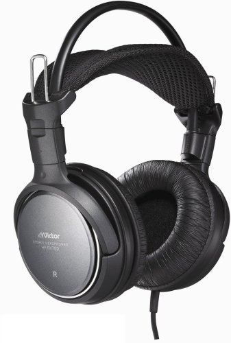 JVCケンウッド ビクター オーディオ用(インドア)ヘッドホン HP-RX700