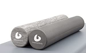 Magic Roller, Swirlie Gray from Balanced Body