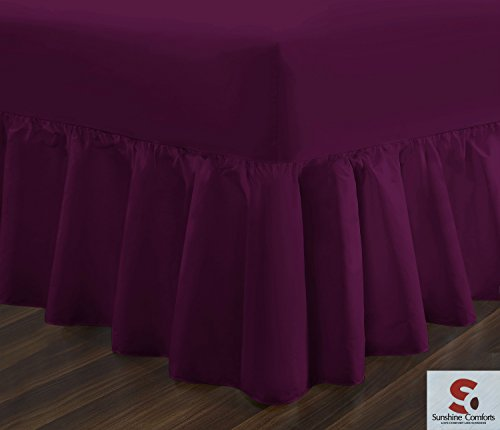 non-iron-percale-premium-valance-sheet-180-thread-count-frilled-14-beautiful-colors-all-sizes-single