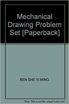 hvac drawing abbreviations mechanical drawing problem set [paperback]: ben she.yi ... hvac drawing book