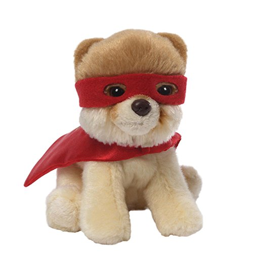 Gund Itty Bitty Boo # 21 Superhero - 1