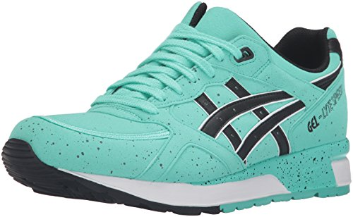 ASICS Men's Gel-Lyte Speed Fashion Sneaker, Cockatoo/Black, 10.5 M US