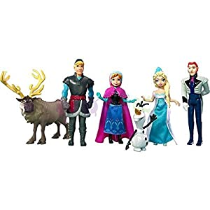 Frozen Small Doll Complete Story
