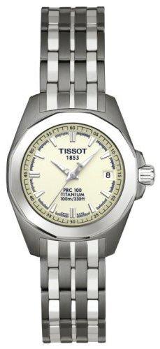 Tissot Women's PRC 100 Titanium watch T008.010.44.261.00