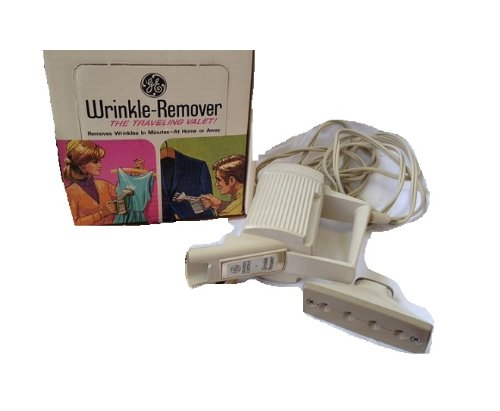 Ge Wrinkle Remover The Traveling Valet