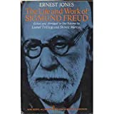 Ernest Jones The Life and Work of Sigmund Freud