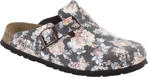 BirkenstockBoston Bf - Zoccoli donna , Marrone (Brown (Rambling Rose Brown Soft)), 37