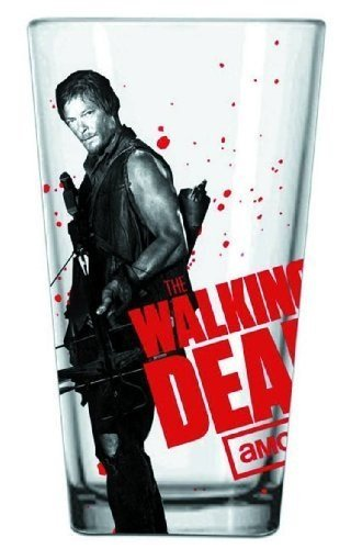 AMC The Walking Dead Daryl Drinking Pint Glass
