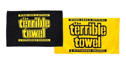 2 - Pittsburgh Steelers Official Terrible Towels - NFL from SteelerMania