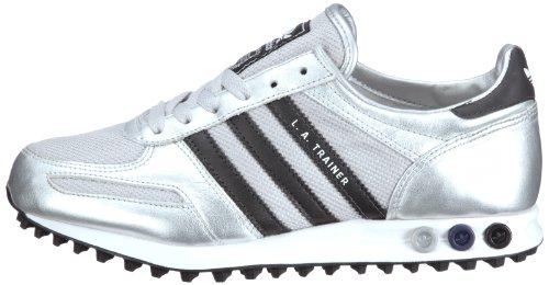 adidas la trainer argento