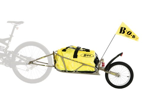 BOB Ibex Plus Suspension Trailer (Includes Dry Sak)
