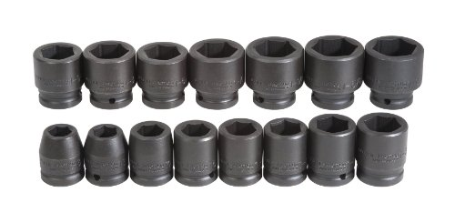 NEW STANLEY   3//4 in Drive   34 mm   Deep Impact socket       6 Point