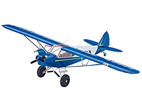 Revell - 04890 - Maquette D'aviation - Piper Pa-18 Bushwheels - 111