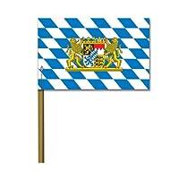 Bavarian Flag Oktoberfest Party Decoration from Beistle