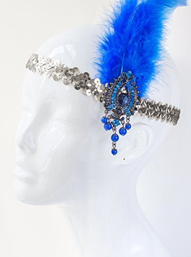 Gatbsy-Feather-and-Sequined-Headpiece-Flapper-Headpiece-Womens-Headband