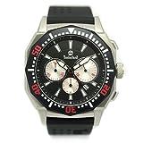 (ティンバーランド)Timberland 時計 QT7429104 ブラック/シルバー メンズウォッチ/腕時計[並行輸入品]
