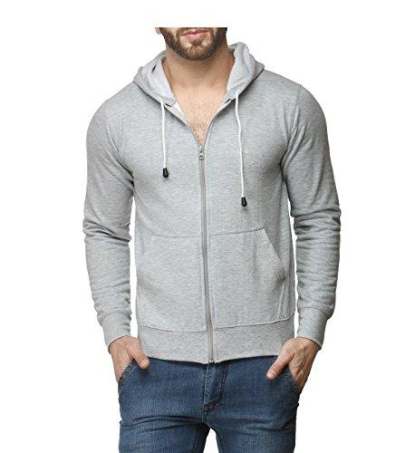 Scott-Mens-Premium-Cotton-Blend-Pullover-Hoodie-Sweatshirt-Grey
