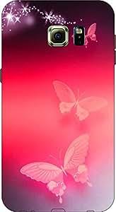 JOHN RICHARD_ HIGH QUALITY UV PRINTED BACK COVER FOR SAMSUNG GALAXY S6 EDGE AR...