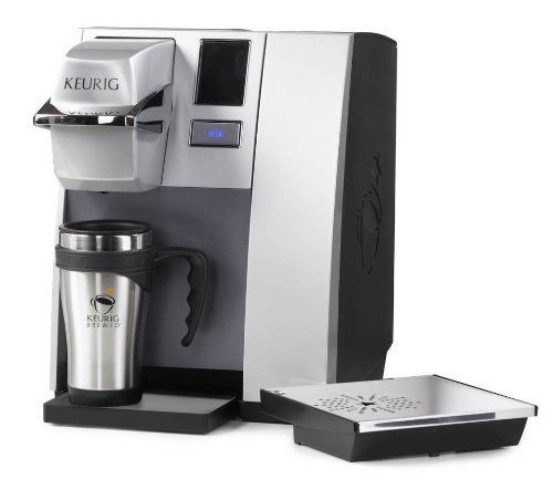 KEURIG K155 COMMERICAL BREWING SYSTEM with Bonus K-Cup Portion Trial Pack (Keurig Coffee Latte Maker compare prices)